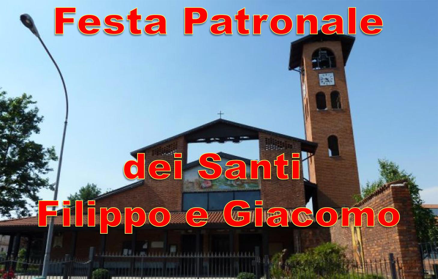 SANTI FILIPPO E GIACOMO: FESTA PATRONALE DI CERCHIATE