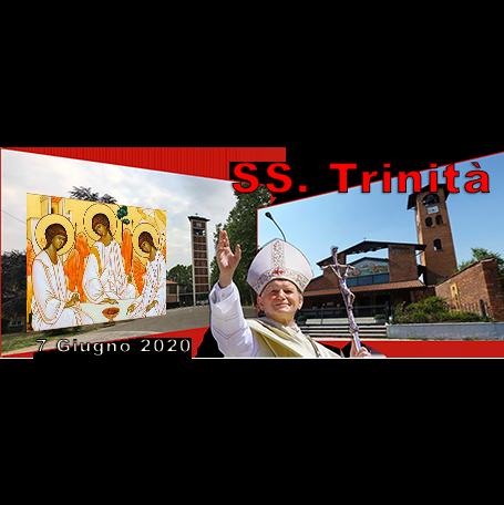 S. Messa Domenica della Santissima Trinità