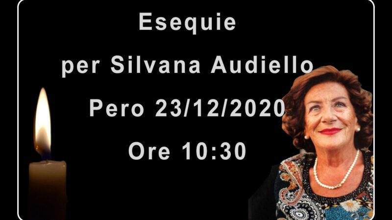 Eseguie per Silvana Audiello